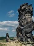 An der Teufelsmauer, sagenhaft und legendenumwoben