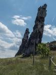 An der Teufelsmauer am nordöstlichen Harzrand