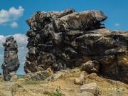 Felsen der Teufelsmauer, was für ein Naturmonument!